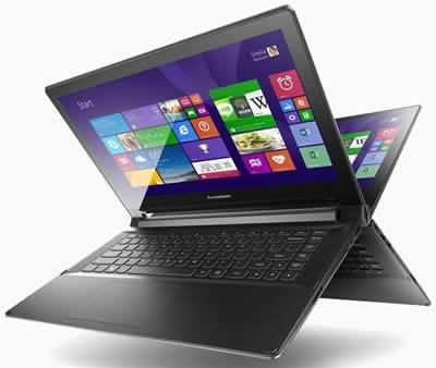 Lenovo представи Flex 2 - серия лаптопи с въртящ се на 300 градуса екран