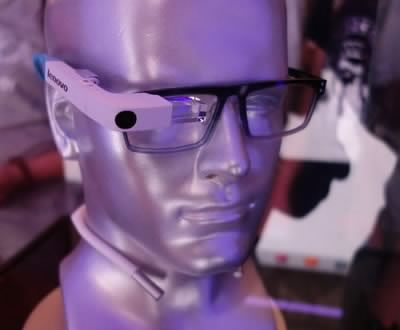 И Lenovo подготвя умни очила Smart Glasses