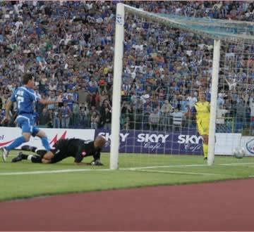 Левски - на милиметри от Шампионската Лига!!!