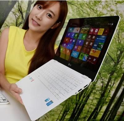 LG представи нови Intel Haswell ултрабуци