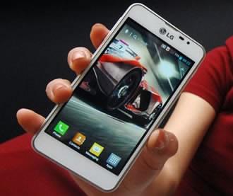LG Optimus F5 - среден клас смартфон с важно предимство - голяма батерия