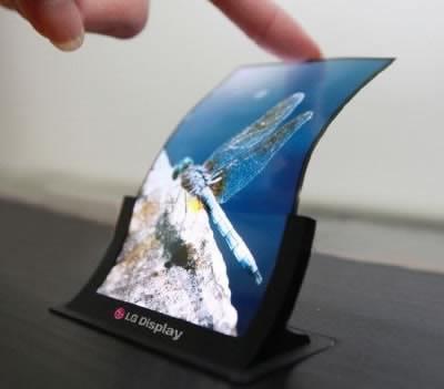 LG не изостава, започва масово производство на гъвкави OLED екрани за смартфони