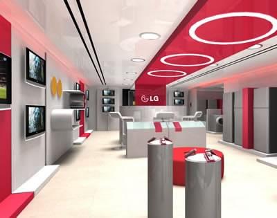 LG и Samsung рязко ще увеличат фирмените си магазини по света