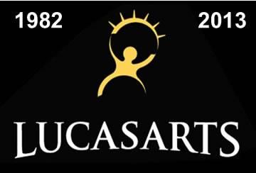 RIP LucasArts 1982 - 2013