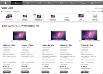 Apple App Store вече работи. Новите MacBook Pro са тук