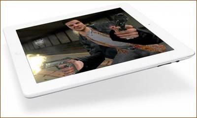 Max Payne е третата най-популярна игра за iOS устройства