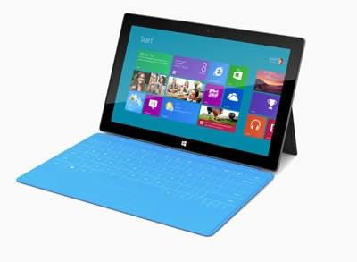 Microsoft Surface - 32 е равно на 16