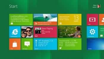 Тестова версия на Windows 8 достъпна за сваляне