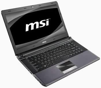 MSI X460 и X460DX - два нови, супертънки лаптопа с метални корпуси