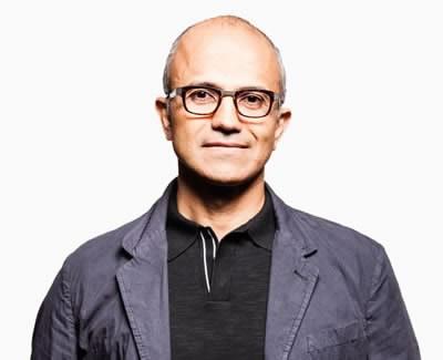 Satya Nadella е новия CEO на Microsoft