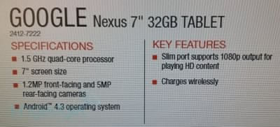 В очакване на новия таблет Google Nexus 7