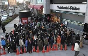 Японците разграбиха Nintendo 3DS конзолите за 48 часа