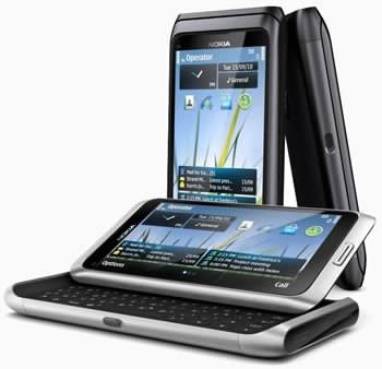Symbian смартфонът от висок клас Nokia E7 излиза на европейския пазар тази седмица