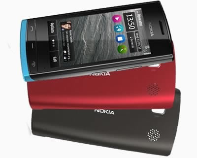 Nokia 500 - първи смартфон на финландците с честота 1GHz