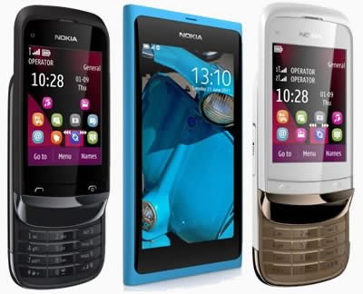 Nokia анонсира нови телефони, базирани на MeeGo 1.2 и S40