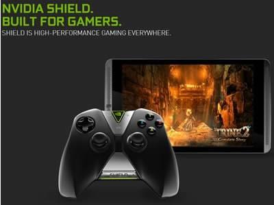 nVidia представи SHIELD - геймърски таблет без компромиси