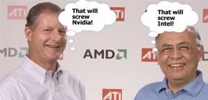 AMD & ATI сагата приключи AMD придоби ATI!