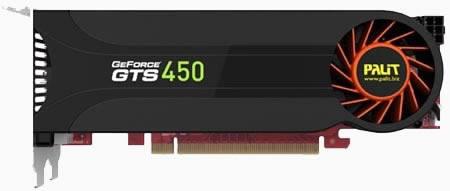 Новият лидер при евтините видеокарти за игри GeForce GTS 450 вече и с нископрофилен вариант...