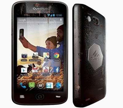 Quechua Phone 5 - френски смартфон за любители на екстремни преживявания