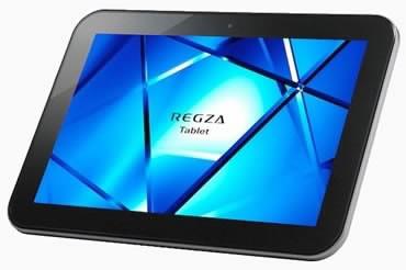 Toshiba REGZA AT501 - 10.1-инчов таблет с Android 4.1