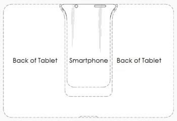 Samsung патентова дизайн, аналогичен на ASUS PadFone