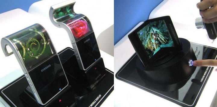 Samsung Flexible & Foldable Displays