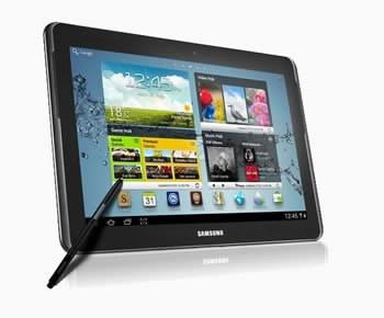Samsung ще предложи три версии на таблета Galaxy Note 8.0
