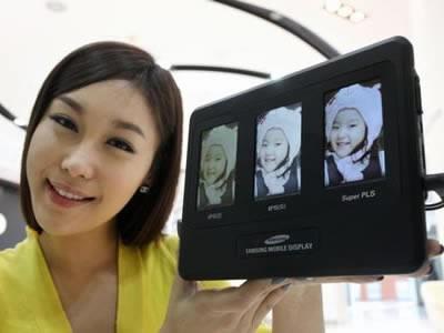 Samsung представи LCD дисплеи със страхотни характеристики