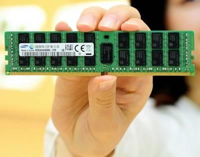 Samsung започва масово производство на 8-гигабитови DDR4 чипове, очакват ни 32-гигабайтови модули