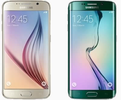 Galaxy S6 и Galaxy S6 Edge - новите топ смартфони на Samsung