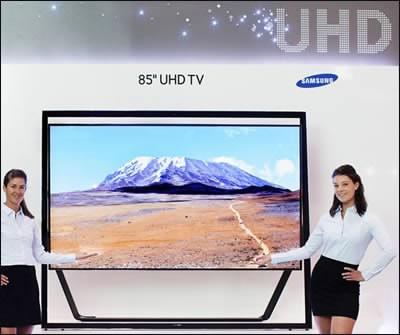 Рекордно търсене на Ultra HD панели за телевизори през март