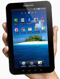 Все още няма Samsung Galaxy Tab по магазините