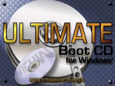 Ultimate Boot CD for Windows 3.05
