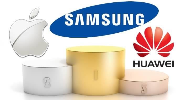 Пазарът на смартфони забавя растежа си, Apple и Huawei поддържат висок ръст