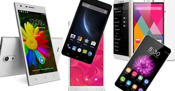 Smartphones Christmas Promo