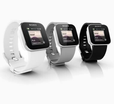 Новият смарт часовник от Sony - SmartWatch MN2SW ще се появи в магазините през есента