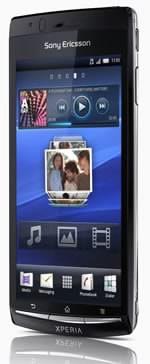 Пореден огромен смартфон, този път от Sony Ericsson
