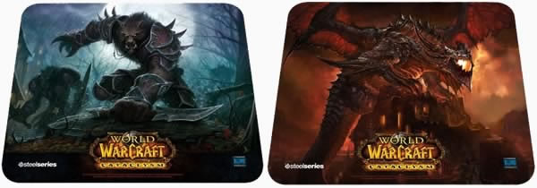 Steelseries WOW Cataclysm mousepad