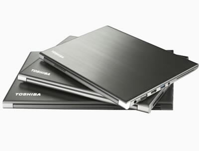 Toshiba представи новата си Z серия лаптопи