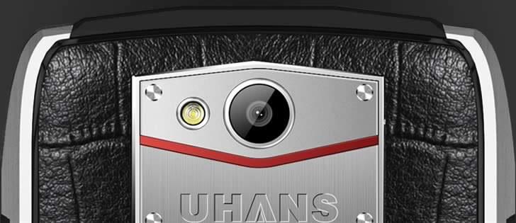 UHANS U200 back panel