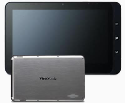 ViewSonic пусна в продажба Dual Boot Windows 7 / Android таблет