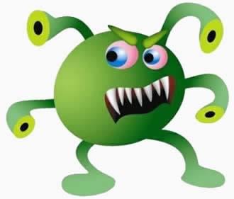 Една трета от съществуващите вируси са създадени през 2010
