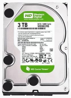 2.5 и 3TB от Western Digital вече на пазара