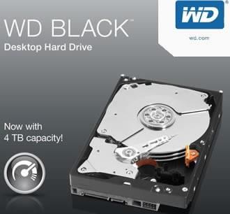 Първите твърди дискове с обем 5TB ще са на WD и ще се появят през следващата година
