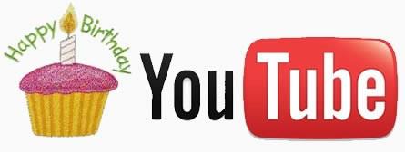 6 години YouTube