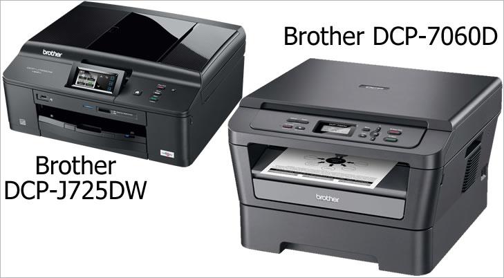 Brother DCP-J725DW - цветно мастилено удоволствие за дома