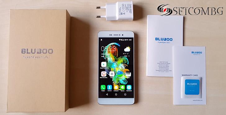 Bluboo Picasso 4G Box
