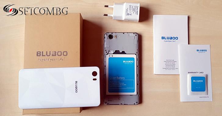 Bluboo Picasso 4G Box 1