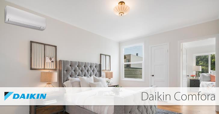 Daikin Comfora - естественият избор за уютен дом на оптимална цена