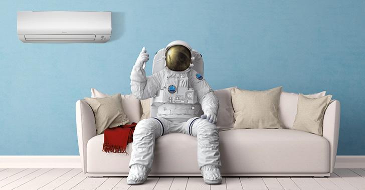 Технология за пречистване на въздуха - Flash streamer на Daikin